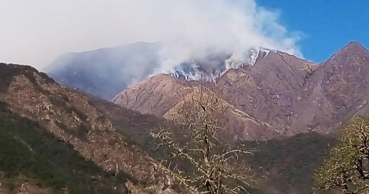 Nación exige sofocar incendios forestales en Orán y proteger al Pueblo Kolla Tinkunaku