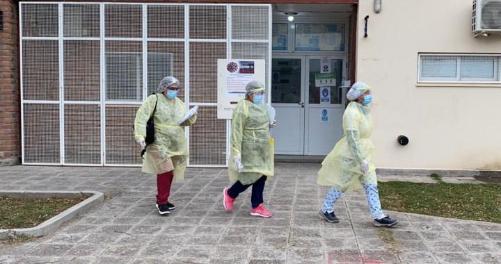 Salud: ésta es la situación respecto a Covid-19, Dengue y Salmonella