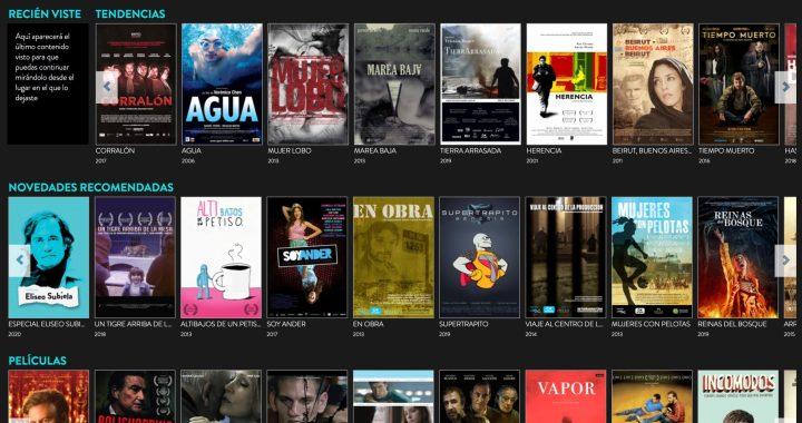 CINE.AR PLAY duplicó las visitas a la plataforma nacional de contenidos