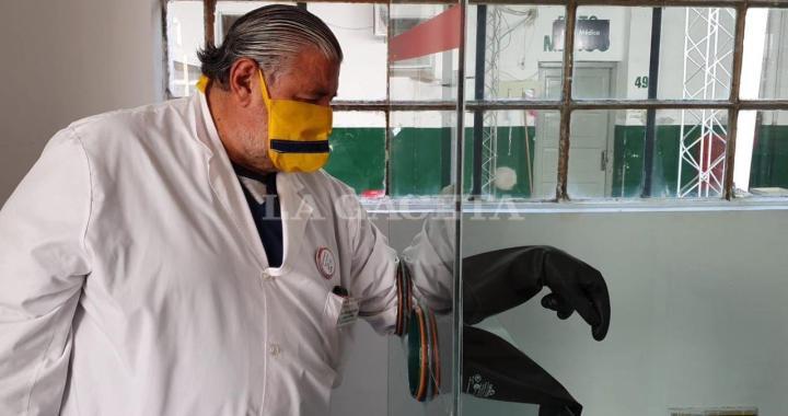 Ministerio de Salud: Humacata internado con neumonía y Esteban, aislado