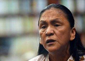 Jujuy: Milagro Sala denunció que la buscaron con itakas para ir a declarar