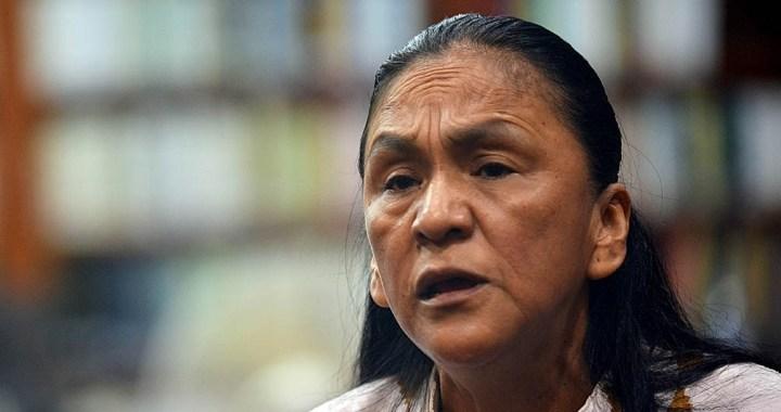 Milagro Sala: «Pedimos ayuda a la Nación ante el colapso de la salud en Jujuy»