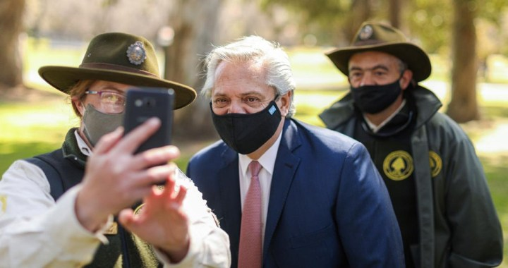 Alberto se reunirá con gobernadores del Norte Grande que acercarán demandas