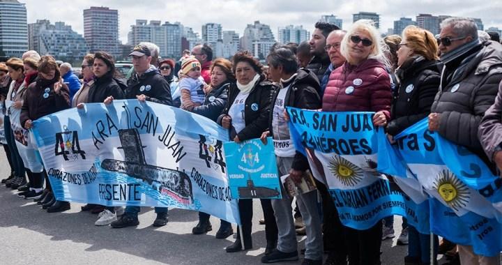 ARA San Juan: Declaró familiar de tripulantes por el espionaje ilegal