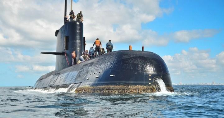 Es ley la indemnización a familiares de tripulantes del ARA San Juan
