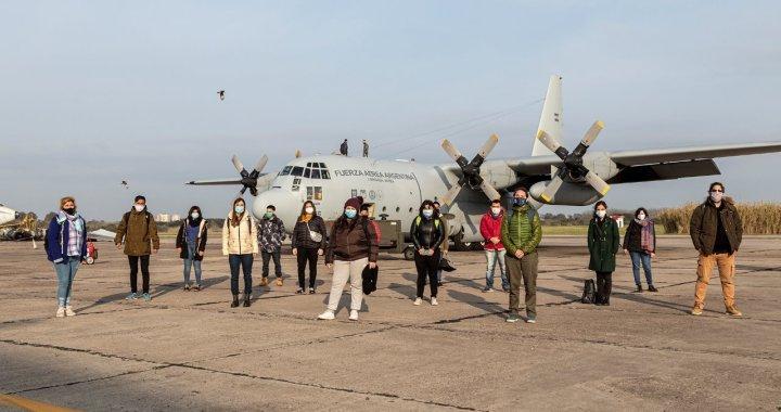 Nación envió médicos a Salta, Jujuy, Mendoza y Santa Cruz