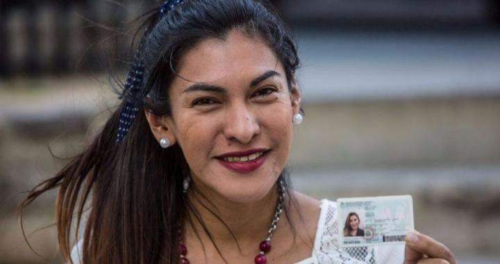 «Es histórico»: Pía Ceballos celebró DNU de Alberto por cupo laboral trans