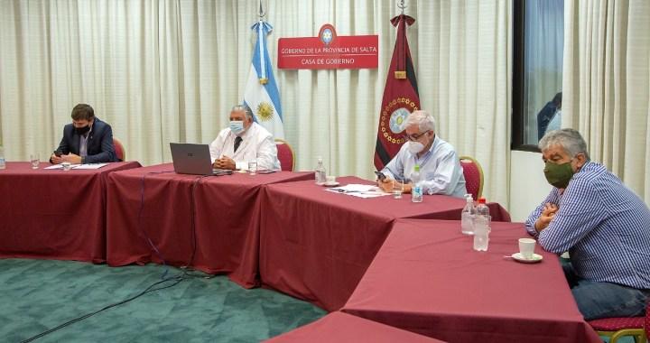 Reuniones con gerentes de hospitales y charlas con intendentes, la agenda del nuevo Ministro de Salud