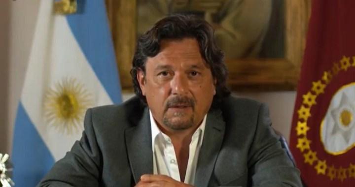 Economía: Sáenz aseguró que ponen ficha en «más producción y trabajo»