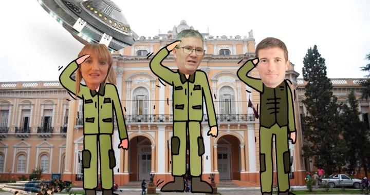 Buenos soldados en Diputados: polémica tras bloqueo oficial a proyectos