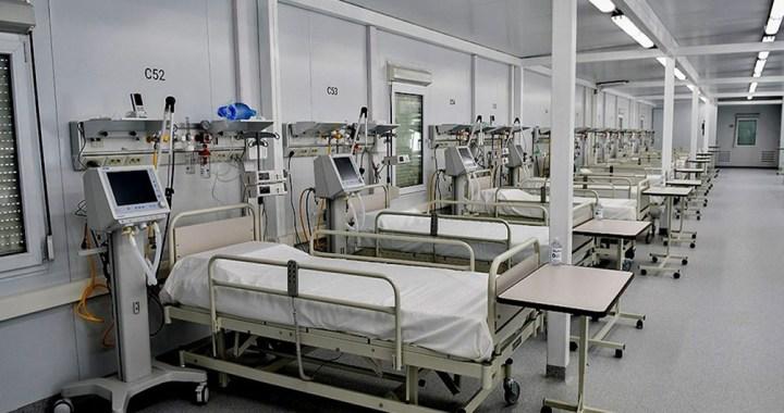 Coronavirus: Salta tendría el 72% de ocupación de camas y supera la media nacional