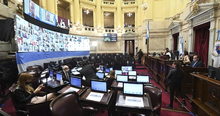 El Senado aprobó el proyecto de ley que suspende concursos y quiebras