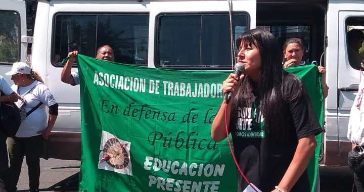 ATE: asume Mabel Álvarez, primera mujer conductora del gremio en el Norte Argentino