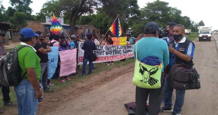 Sáenz quiere desactivar la marcha de Pueblos Originarios y envía misión al interior