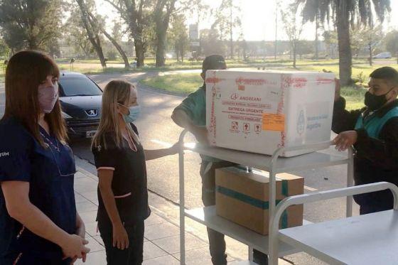 Coronavirus: Salta ya aplica la segunda dosis de la vacuna Sputnik V