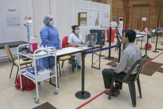 Coronavirus: se instalarán centros de testeos fijos en Capital
