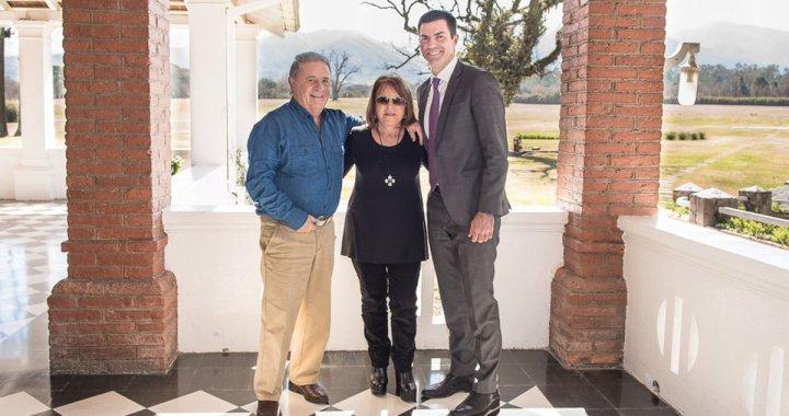 Urtubey quiere volver al ruedo político con Camaño y «Chiche» Duhalde