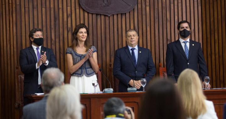 Elogios a Casa Rosada y feminismo: claves del discurso de Bettina Romero