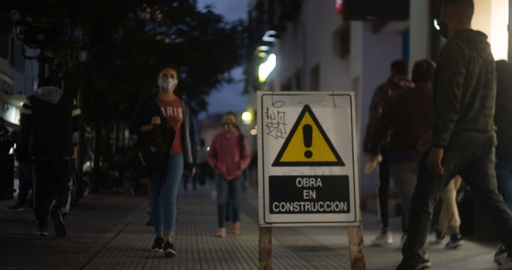 Gustavo Sáenz: «Si no tomamos decisiones a tiempo se nos mueren los argentinos»
