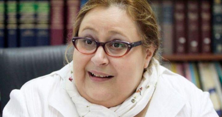 Graciana Peñafort: «Tenemos un Poder Judicial que se niega a cambiar»