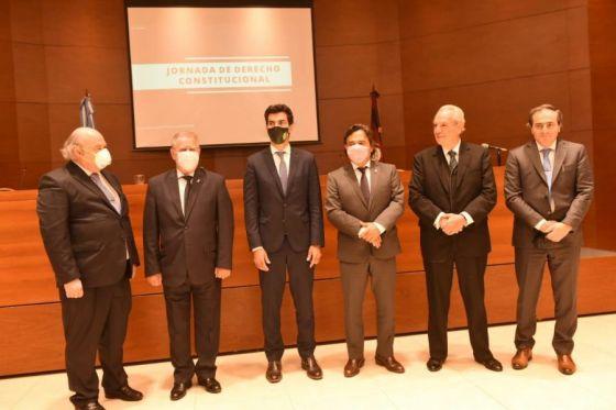 La familia sigue unida: Cornejo(s), Romero, Urtubey y Sáenz se mostraron juntos