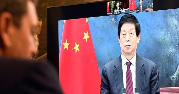 El Parlamento de China transmitió su respaldo a la Argentina en su negociación con el FMI