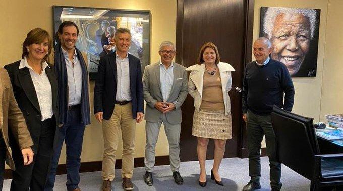 Macri y Bullrich impulsan la reelección de Martín Grande Durand