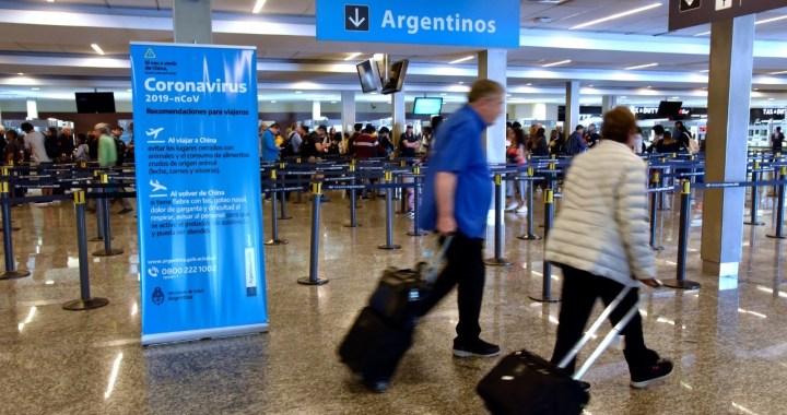 Advierten que el 40% de quienes re-ingresan al país no cumple cuarentena