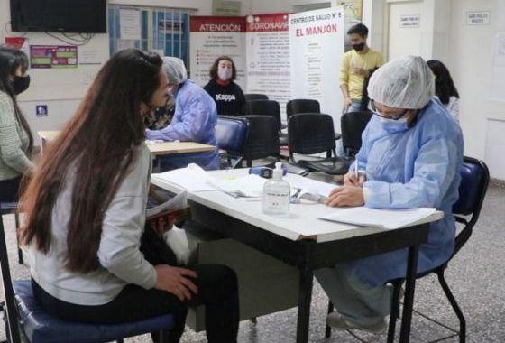 Coronavirus: el 60% de la población +18 años en Salta ya se vacunó