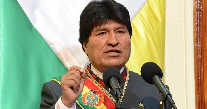 «Es la evidencia innegable de la reedición del Plan Cóndor»: Evo Morales