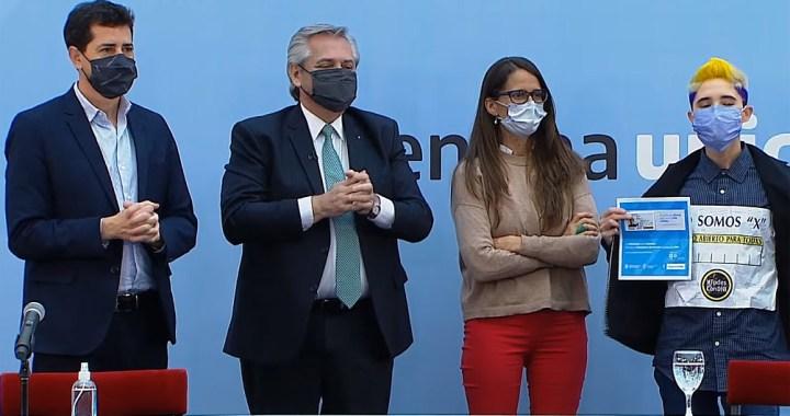 La identidad no binaria en el DNI es un hecho en Argentina