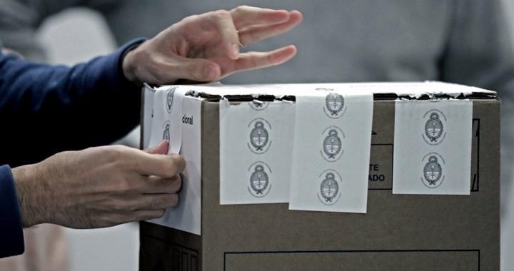 PASO en pandemia: se registró la más baja participación ciudadana en las urnas