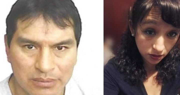 Fue detenido Melanio González, presunta femicida de su expareja Marcelina Peloc