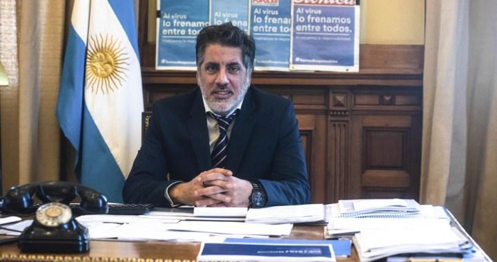 Renunció Francisco Meritello, el Secretario de Medios y Comunicación Pública