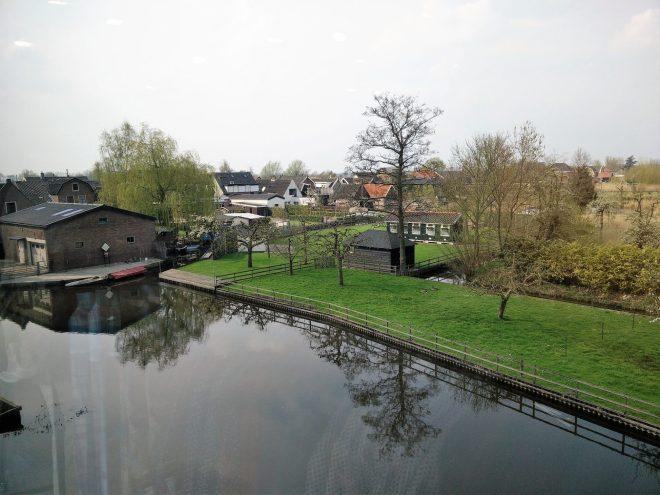 Achteruitzicht bij Zwijnenburg het huis van de mode