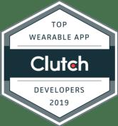 Clutch Top Wearable App Developers