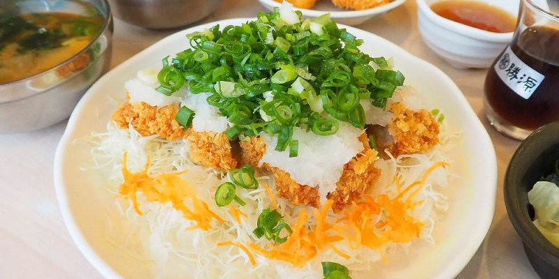 <台中日式> 勝源日式炸豬排,台中大遠百日式炸豬排定食,也有咖哩飯及更划算的雙人丼飯套餐!