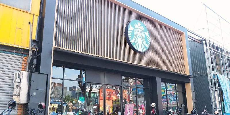 <台中大雅> 星巴克大雅門市新開幕!台中星巴克現烤麵包門市又一間,也有供應氮氣冷萃咖啡唷!