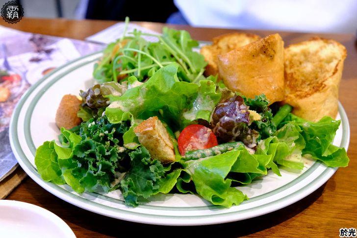20210119192232 89 - Solar table於光早午餐,野菜盤使用自家栽種生菜,翠綠野菜好豐盛,假日生意超夯阿~