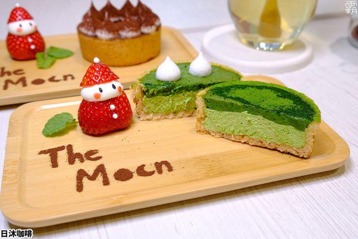 20210121175621 44 - 熱血採訪 | 文心路新開幕咖啡店,The Moon日沐咖啡創意料理多,草莓雪人牛奶超cute~