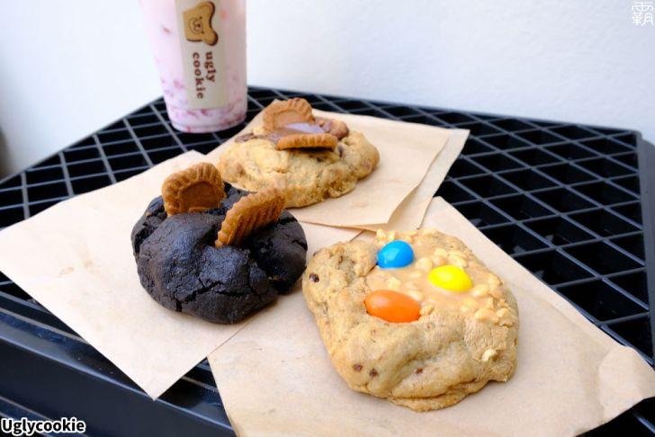 20210130133823 22 - 隱密小店有超夯手工餅乾!Uglycookie每日現烤餅乾好搶手,晚來吃不到哩~