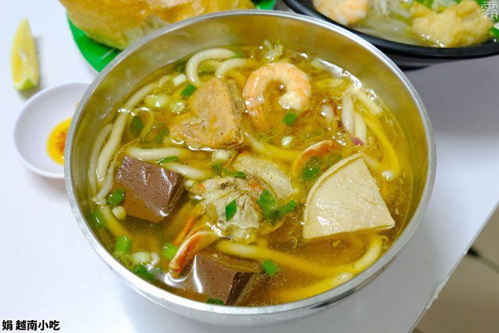 20210303120252 63 - 市場內的人氣美食,娟越南小吃,來碗清爽湯頭的河粉配春捲~