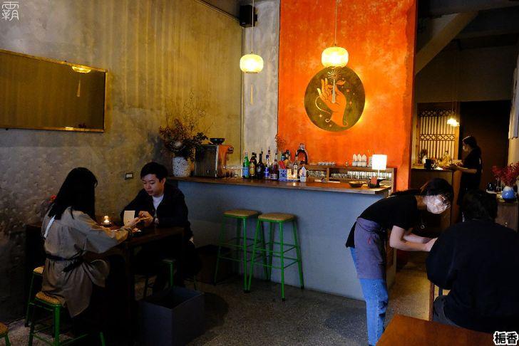 20210319005429 3 - 預約制的泰式餐館,梔香餐館環境美燈光佳,還有好吃的泰式咖哩~