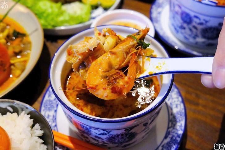20210319010201 55 - 預約制的泰式餐館,梔香餐館環境美燈光佳,還有好吃的泰式咖哩~