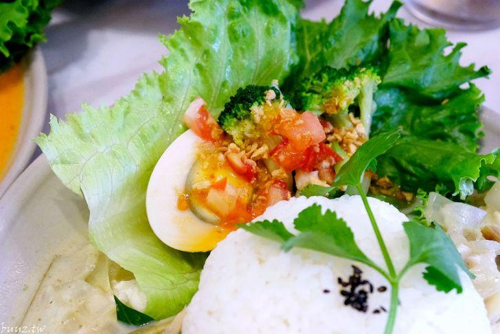 20210428193004 10 - 隱身在模範街內的泰式餐館,張波歺室,平價美味用餐時間人潮多