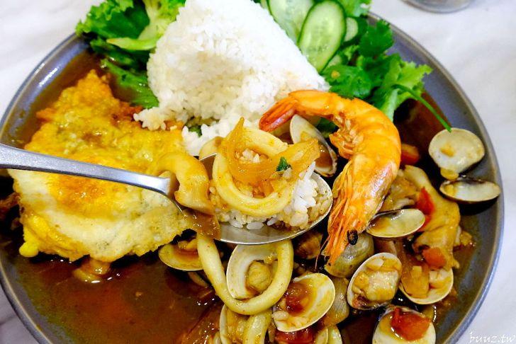 20210428193009 95 - 隱身在模範街內的泰式餐館,張波歺室,平價美味用餐時間人潮多