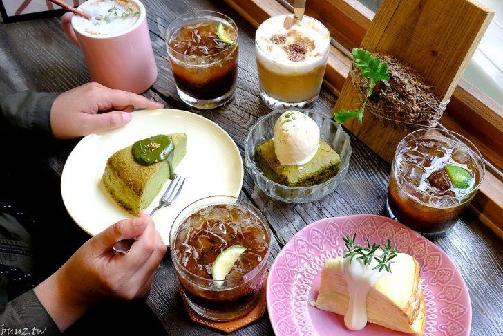 20210429194537 23 - 巷弄轉角的小巧咖啡甜點店,榮華街咖啡,迷人千層蛋糕配西西里檸檬咖啡