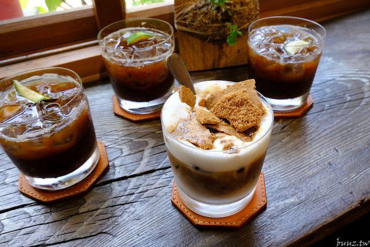 20210429195015 11 - 巷弄轉角的小巧咖啡甜點店,榮華街咖啡,迷人千層蛋糕配西西里檸檬咖啡