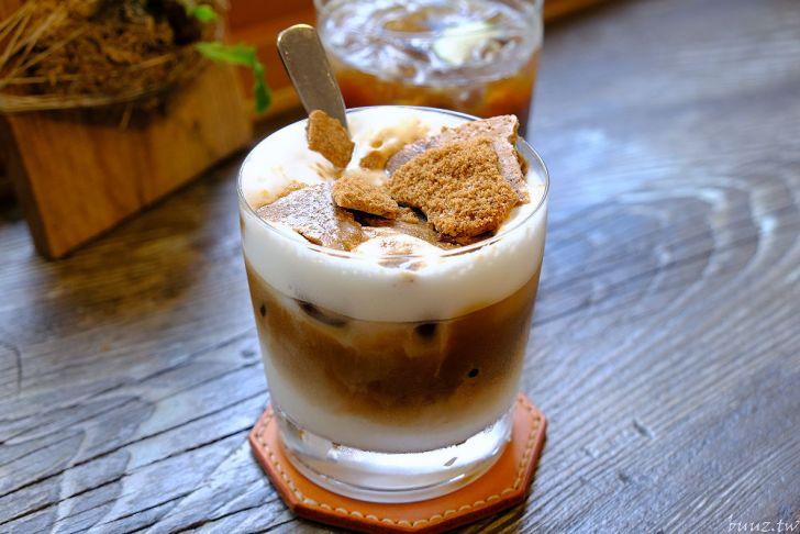 20210429195019 40 - 巷弄轉角的小巧咖啡甜點店,榮華街咖啡,迷人千層蛋糕配西西里檸檬咖啡