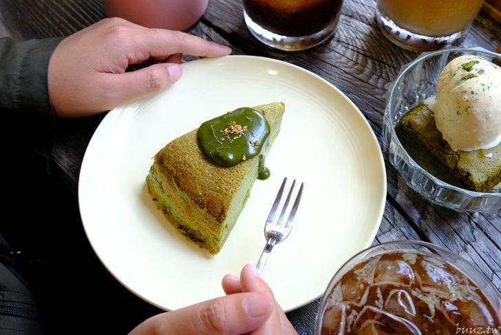 20210429195024 8 - 巷弄轉角的小巧咖啡甜點店,榮華街咖啡,迷人千層蛋糕配西西里檸檬咖啡